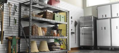 Способы и инструкции по изготовлению полок для гаража своими руками