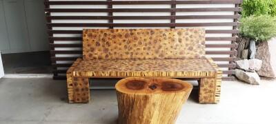 Деревянная мебель — дизайн и её необычность