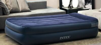 Чем и как заклеить надувной матрас в домашних условиях