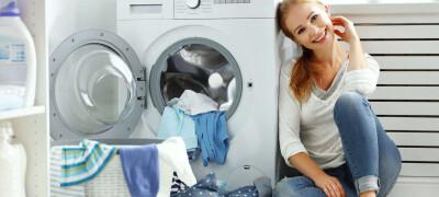 Правильная стирка штор в стиральной машине