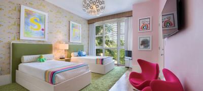 Выбор мебели в детскую комнату для двух детей