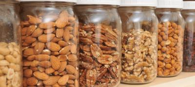 Как правильно хранить орехи в домашних условиях