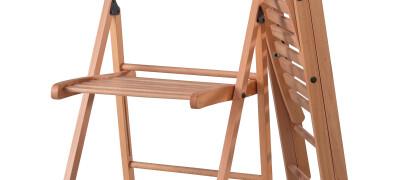 Как сделать раскладной стул своими руками