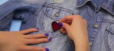 Термонаклейки и их использование в одежде