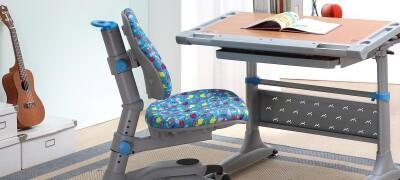 Особенности детского стула с регулировкой высоты