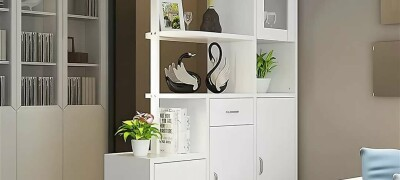Разделение комнаты шкафом