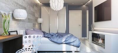 Размещение кровати по фен-шую в спальне