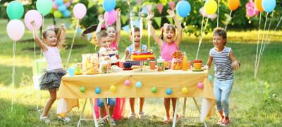 Как оформить детский стол