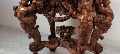 Изготовление резной мебели своими руками