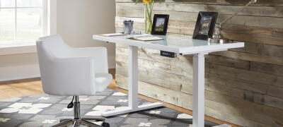 Описание и изготовление стола с регулировкой высоты