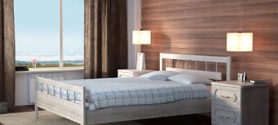 Как сделать кровать своими руками из ДСП
