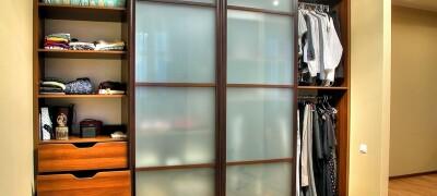 Системы раздвижных дверей для шкафов-купе