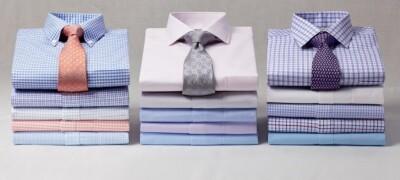 Складываем рубашку правильно, чтобы она не помялась