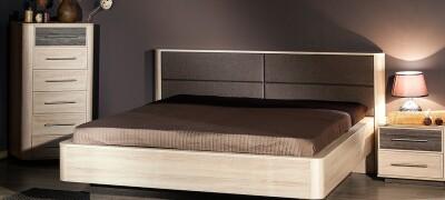 Какие стандартные габариты двуспальной кровати