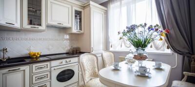 Какие шторы можно выбрать для кухни