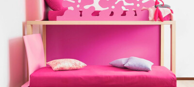 Существующие модели кроватей для девочек и их описание