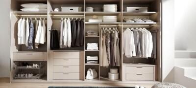 Способы наполнения шкафов-купе разного вида