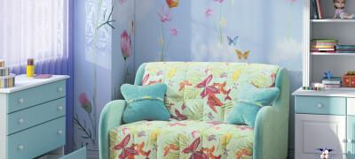 Функциональность и правила выбора диван-кроватей для детей