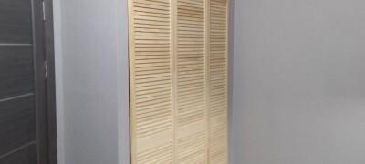 Изготовление шкафа из гипсокартона
