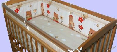 Почему необходимы и как выбрать защитные бортики для кровати