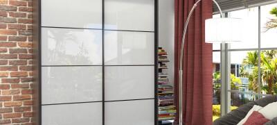 Как рассчитать размеры дверей шкафа-купе