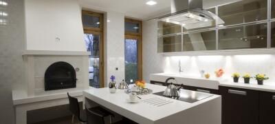 Сборка кухонной мебели из гипсокартона