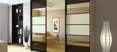 Интересные примеры дизайна шкафов-купе