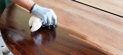 Способы восстановления, полировка на мебели в домашних условиях