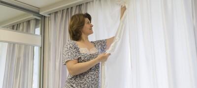 Как правильно рассчитывать тюль на окно в ширину