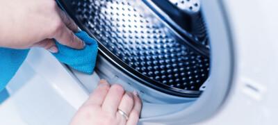 Способы очистки стиральной машины от плесени
