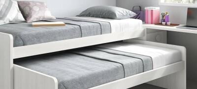 Особенности и расположение выдвижной кровати