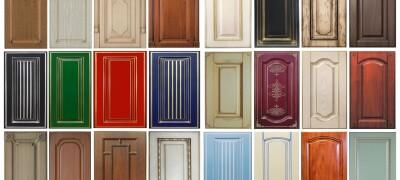 Дверные фасады для шкафов