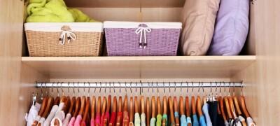 Плесень и неприятный запах в шкафу — как избавиться