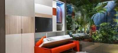 Компактная мебель-трансформер для маленькой квартиры