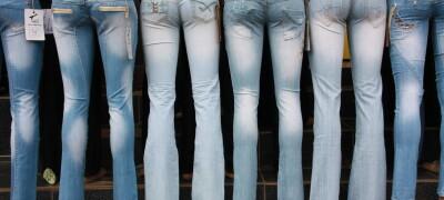 Как правильно и чем можно выбелить джинсы