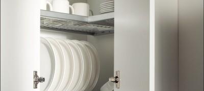Характеристики и виды угловых сушилок для посуды