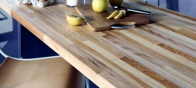 Пошаговая инструкция изготовления столешницы из дерева своими руками