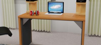 Какой должна быть высота компьютерного стола