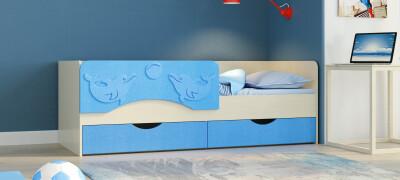 Характеристики и описание детской кровати Дельфин
