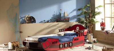 Как выбрать детскую мебель в морском стиле