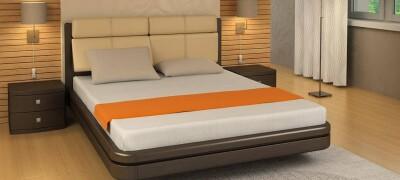 Стандартные размеры односпальных, двуспальных и полуторных кроватей
