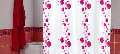 Как очистить штору в ванной от желтизны и известкового налета