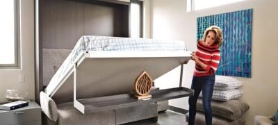 Описание и характеристики двуспальных кроватей трансформеров