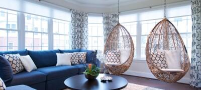 Как сделать подвесное кресло своими руками в домашних условиях
