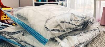Описание и использование вакуумных пакетов