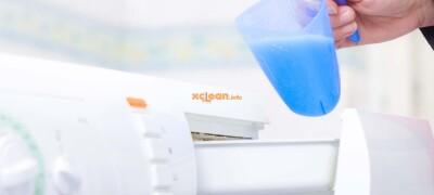 Описание и использование контейнеров в стиральной машине