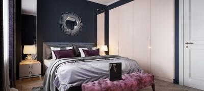 Правила размещения кровати в спальне