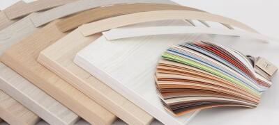 Использование кромки в мебели