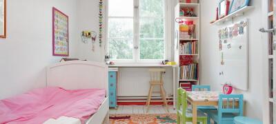 Детская мебель для малогабаритной комнаты