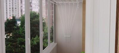 Описание Лианы для сушки белья на балконе